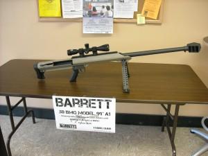 Barrett M99A1